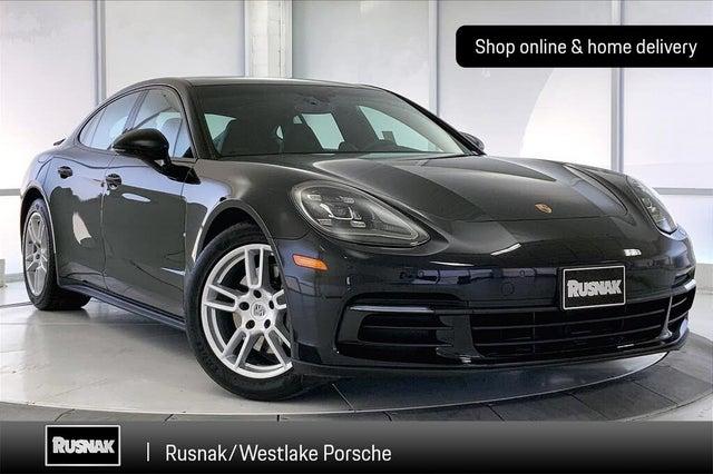 2018 Porsche Panamera 4 AWD
