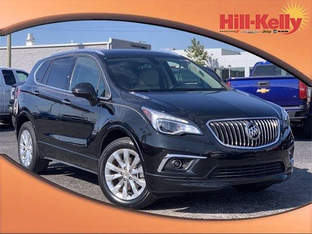 2017 Buick Envision Essence FWD