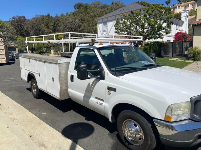 2002 Ford F-350 Super Duty XL Crew Cab LB DRW