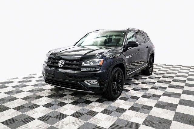 2019 Volkswagen Atlas SEL Premium 4Motion AWD