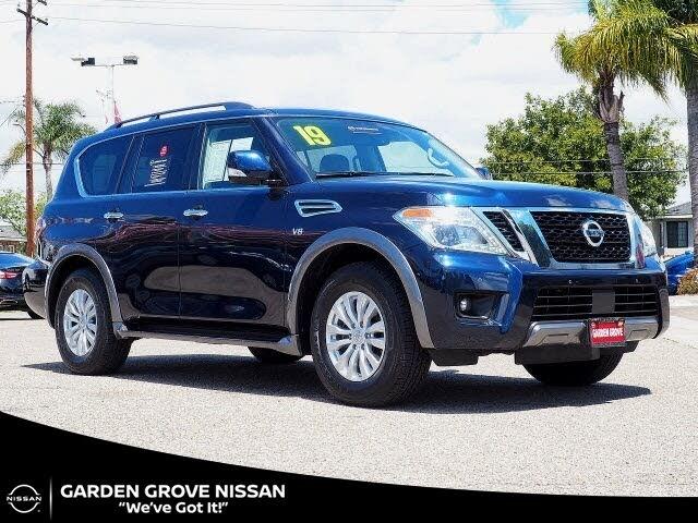 2019 Nissan Armada SV RWD