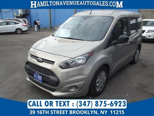 2014 Ford Transit Connect Wagon XLT FWD with Rear Cargo Doors