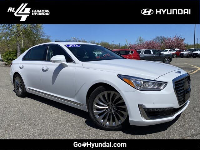 2018 Genesis G90 Ultimate AWD