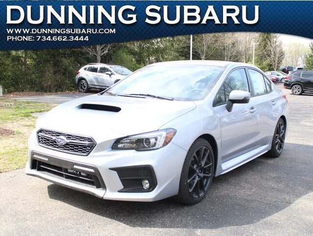 2021 Subaru WRX Limited AWD