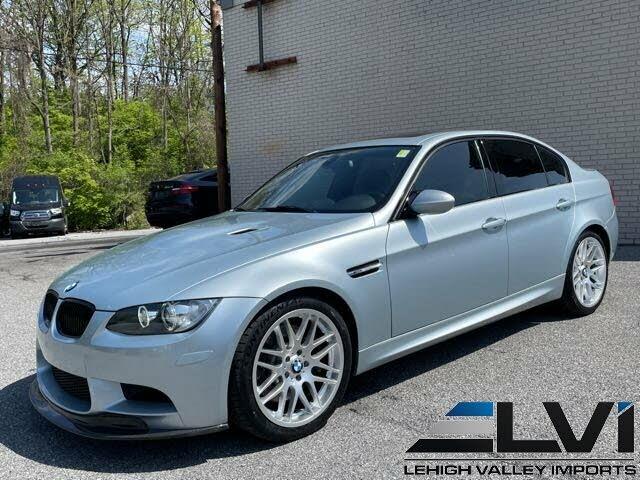2011 BMW M3 Sedan RWD
