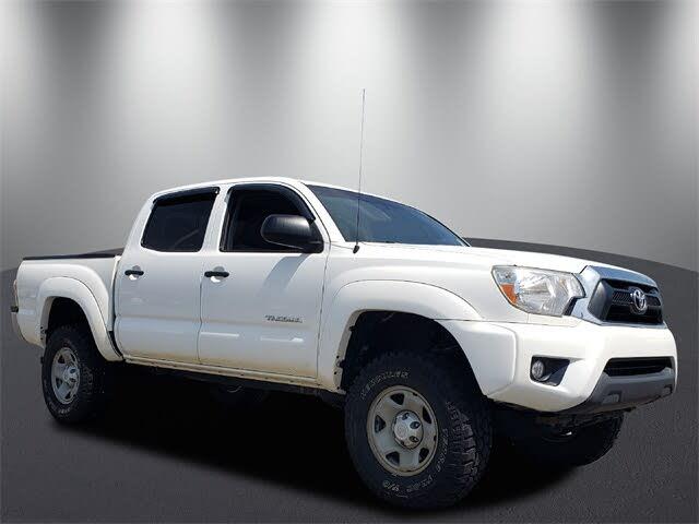 2014 Toyota Tacoma Double Cab SB V6 4WD
