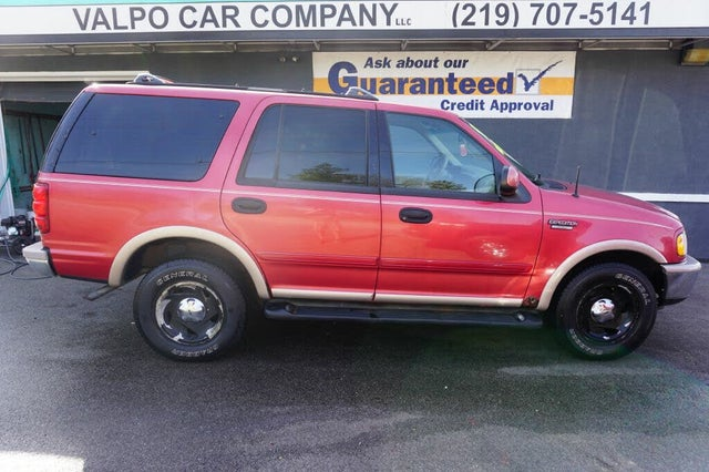 1998 Ford Expedition 4 Dr XLT 4WD SUV