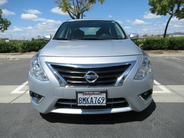 2018 Nissan Versa 2018.5 SV