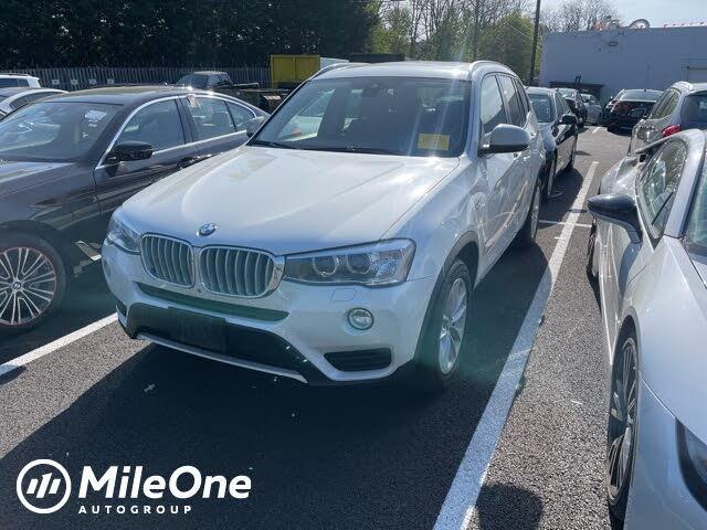 2015 BMW X3 xDrive28i AWD