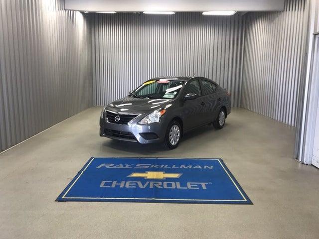 2019 Nissan Versa S Plus FWD