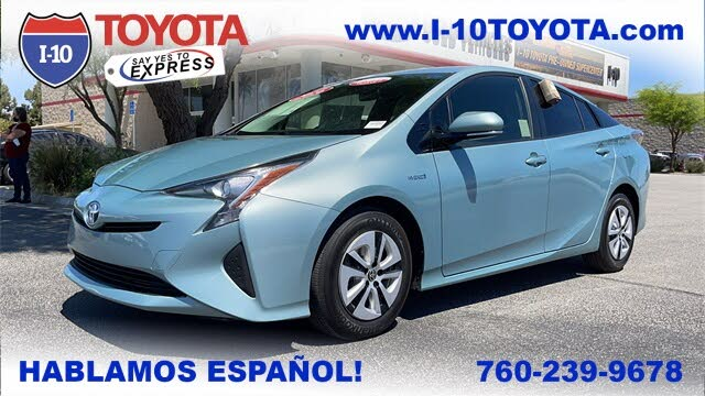 2016 Toyota Prius Two Eco FWD