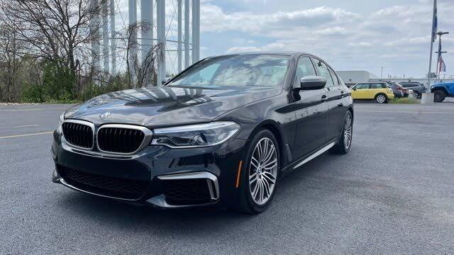 2020 BMW 5 Series M550i xDrive Sedan AWD