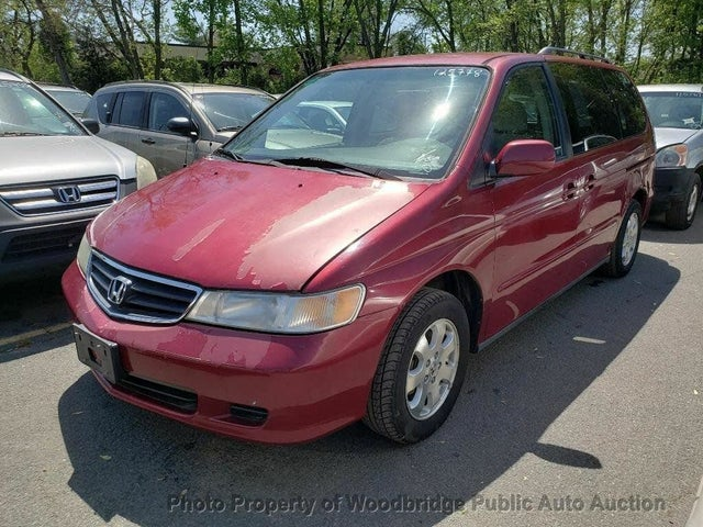 2004 Honda Odyssey EX FWD