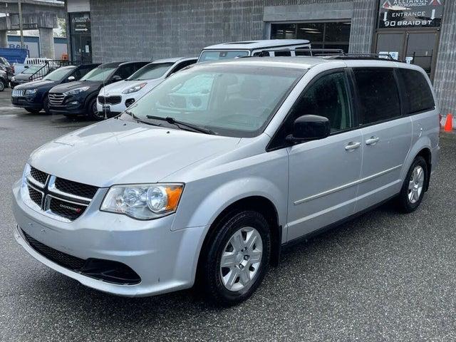 2012 Dodge Grand Caravan SE Canada Value Package FWD