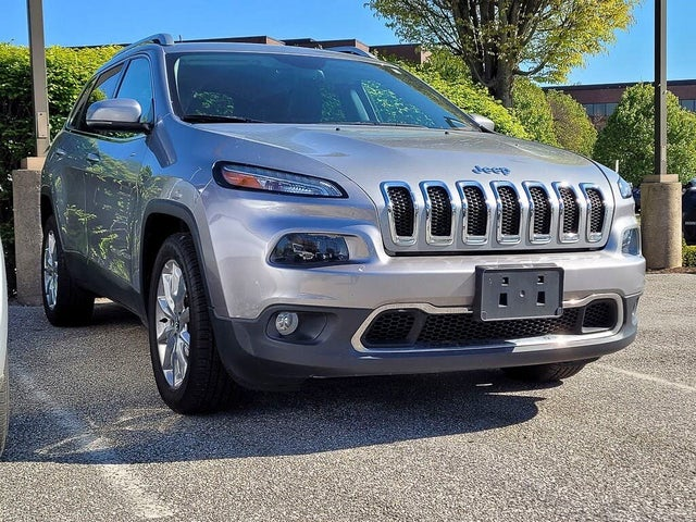 2016 Jeep Cherokee Limited FWD