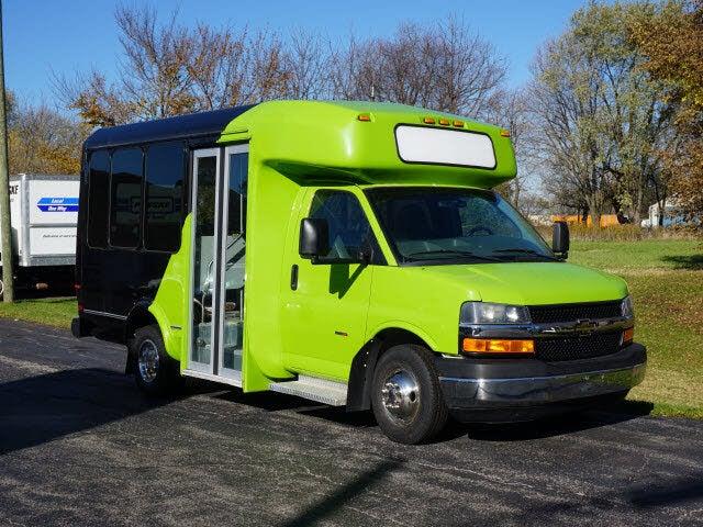 2014 Chevrolet Express 3500 2LT RWD
