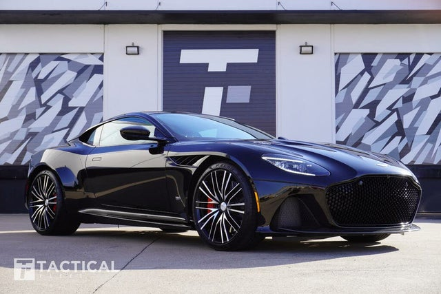 2020 Aston Martin DBS Superleggera Coupe RWD