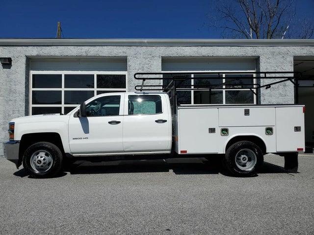2015 Chevrolet Silverado 3500HD Work Truck Crew Cab 4WD