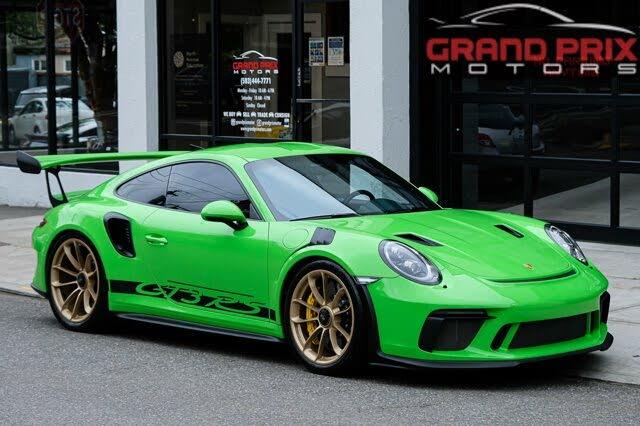 2019 Porsche 911 GT3 RS Coupe RWD