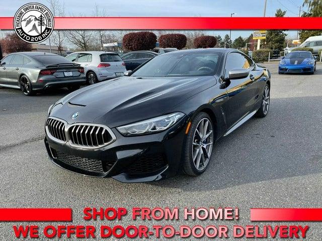 2020 BMW 8 Series M850i xDrive Coupe AWD