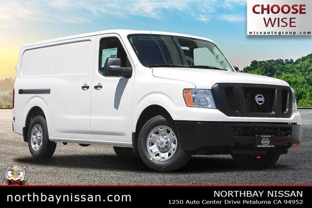 2021 Nissan NV Cargo 1500 SV RWD