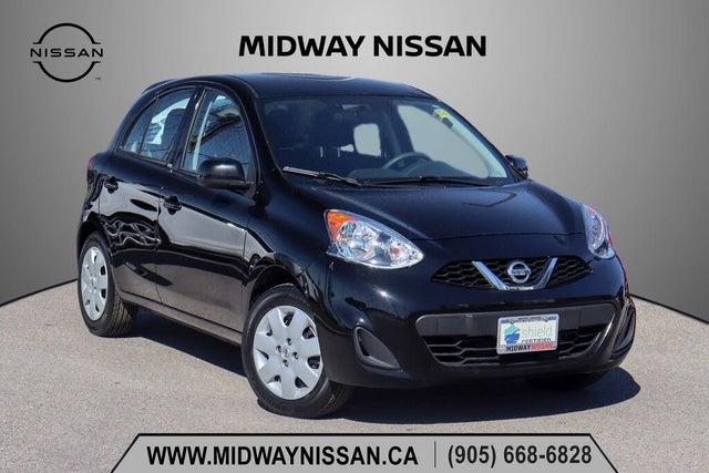 2018 Nissan Micra SV FWD