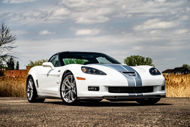 2013 Chevrolet Corvette ZR1 3ZR Coupe RWD