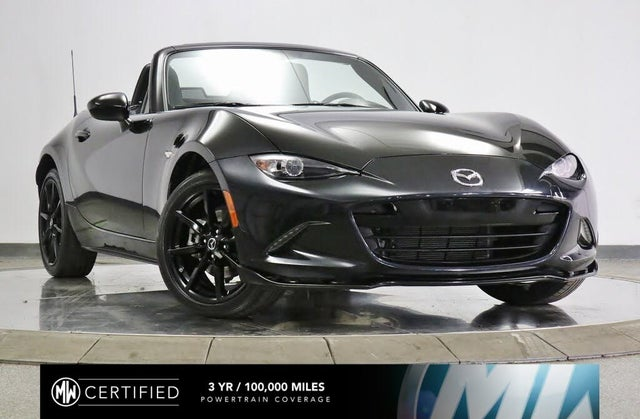 2019 Mazda MX-5 Miata Club RWD