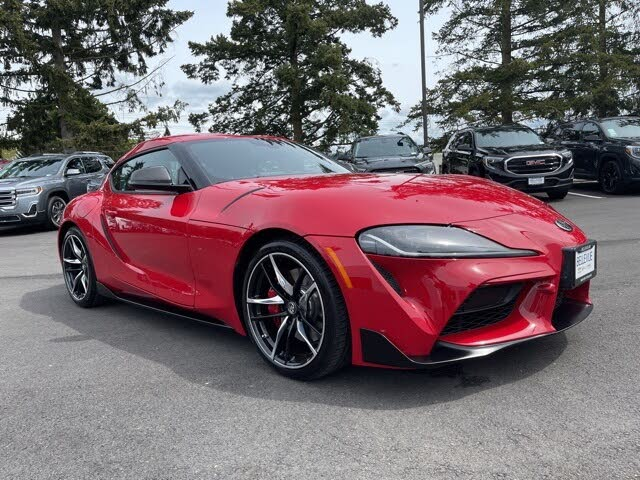 2020 Toyota Supra 3.0 RWD