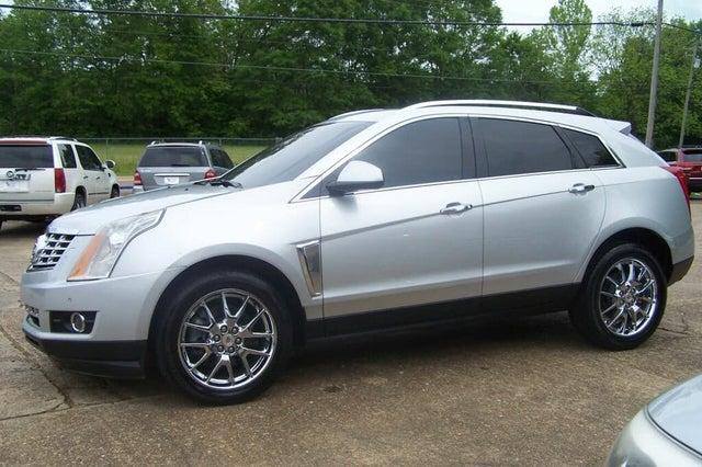 2014 Cadillac SRX Premium FWD