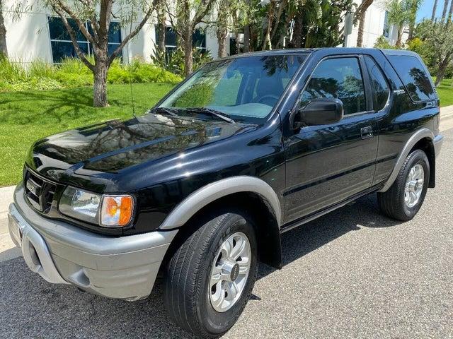 2001 Isuzu Rodeo Sport 2 Dr V6 4WD SUV