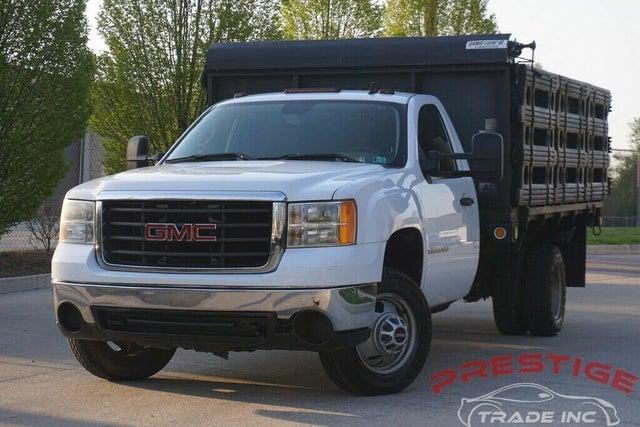 2008 GMC Sierra 3500HD Work Truck 161.5 in. Chassis