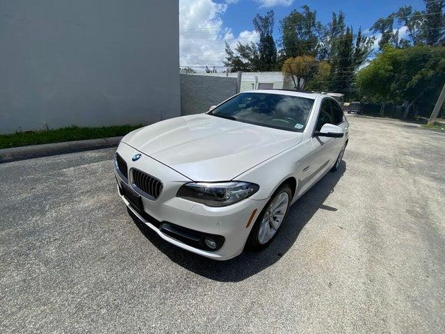 2015 BMW 5 Series 535i xDrive Sedan AWD