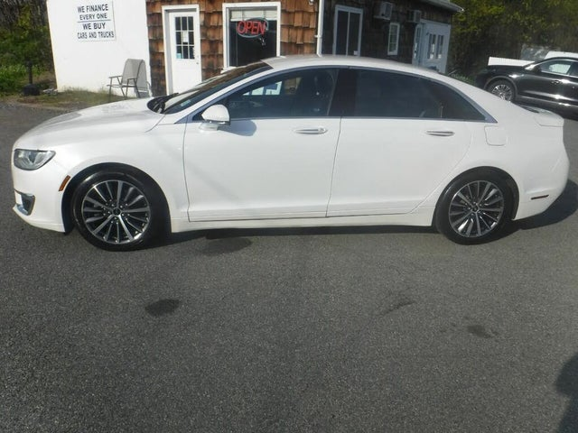 2017 Lincoln MKZ Hybrid Select FWD