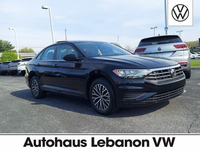2020 Volkswagen Jetta 1.4T SE FWD