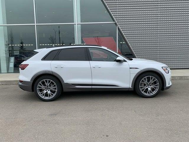 2021 Audi e-tron Technik quattro SUV AWD