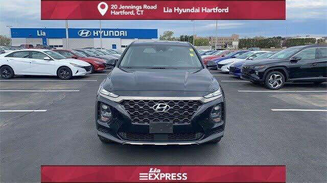 2019 Hyundai Santa Fe 2.4L SE AWD