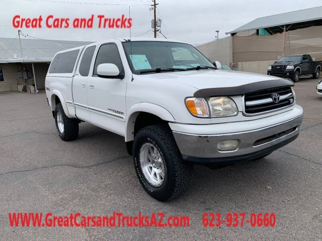 2001 Toyota Tundra V8 Limited 4 Door Access Cab 4WD