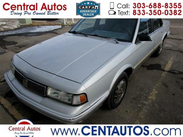 1994 Oldsmobile Cutlass Ciera Special Edition Sedan FWD