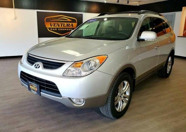 2012 Hyundai Veracruz Limited AWD