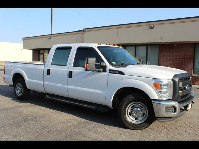 2015 Ford F-250 Super Duty XL Crew Cab LB