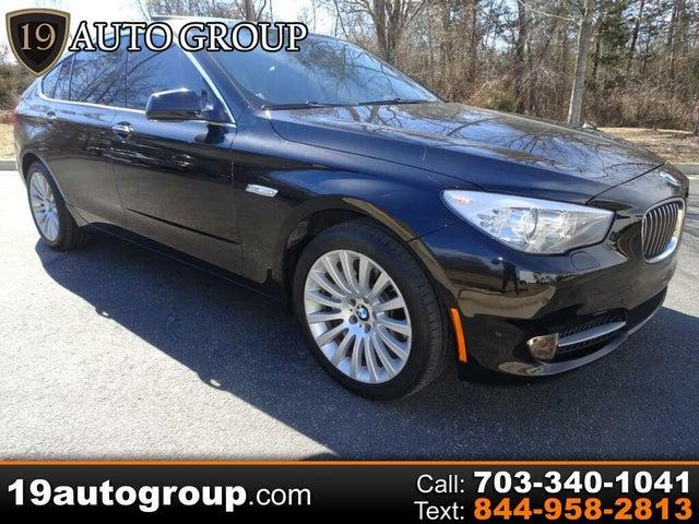 2013 BMW 5 Series Gran Turismo 535i RWD
