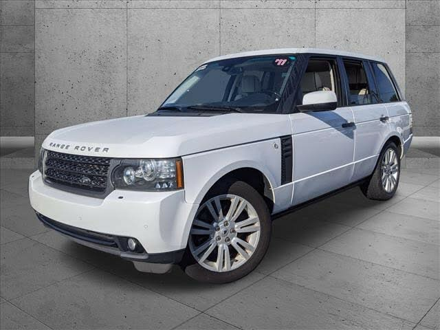 2011 Land Rover Range Rover HSE LUX 4WD