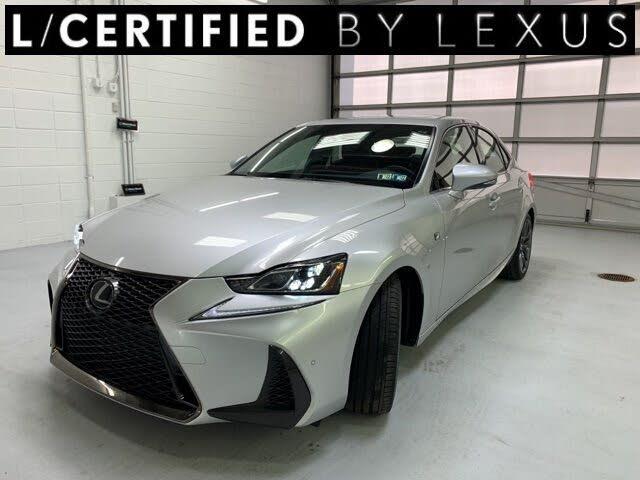 2019 Lexus IS 350 AWD