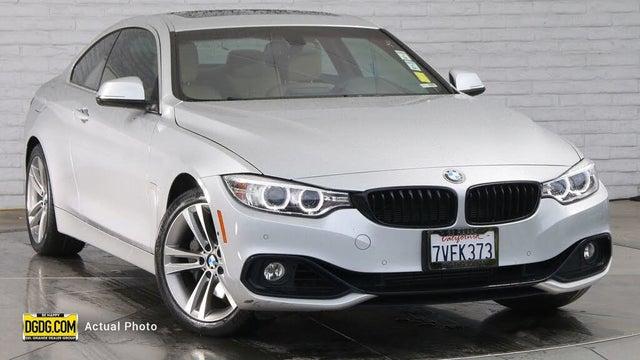 2016 BMW 4 Series 435i Coupe RWD