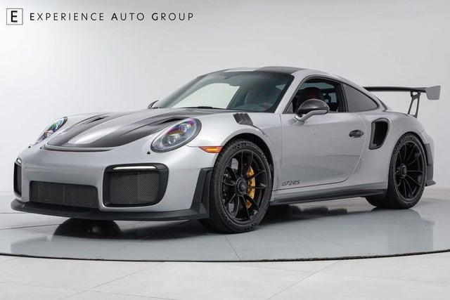 2019 Porsche 911 GT2 RS Coupe RWD
