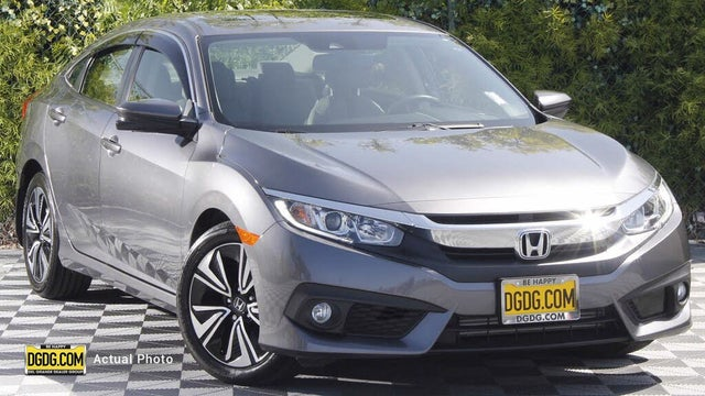 2018 Honda Civic EX-L with Honda Sensing