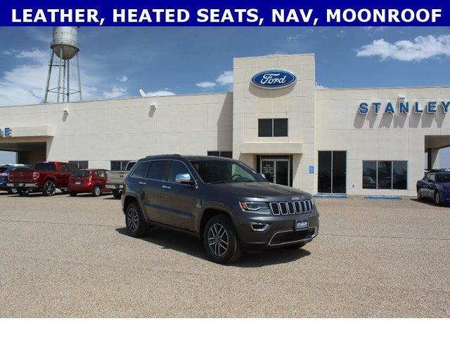 2021 Jeep Grand Cherokee Limited RWD