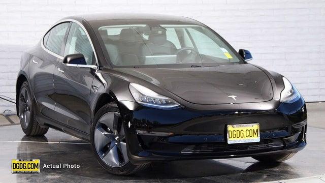 2019 Tesla Model 3 Mid Range RWD