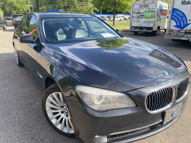 2012 BMW 7 Series 750Li xDrive AWD